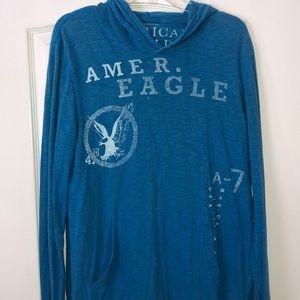American Eagle hoodie (M)